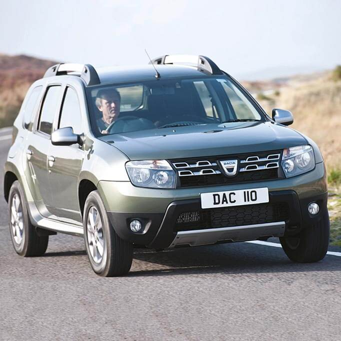 Dacia Duster Ambiance dCi 110