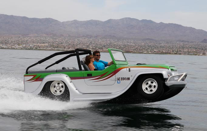 Floating WaterCar