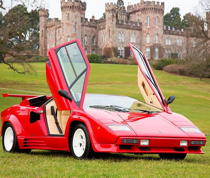 Image of Lamborghini Countach