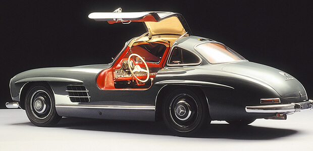 Image of Mercedes 300 SL