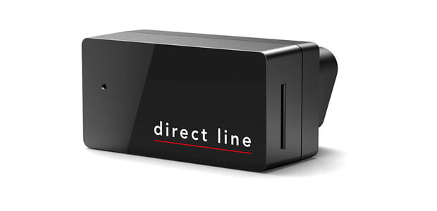 Telematics black box provided by Direct Line