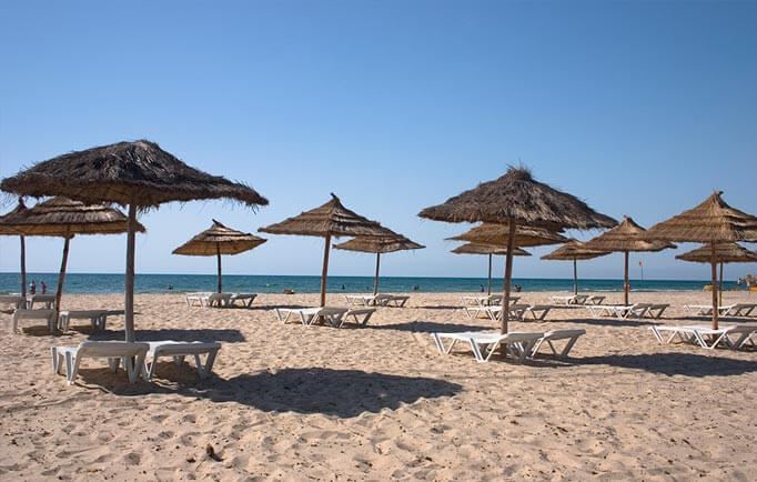 Tunisia Beach