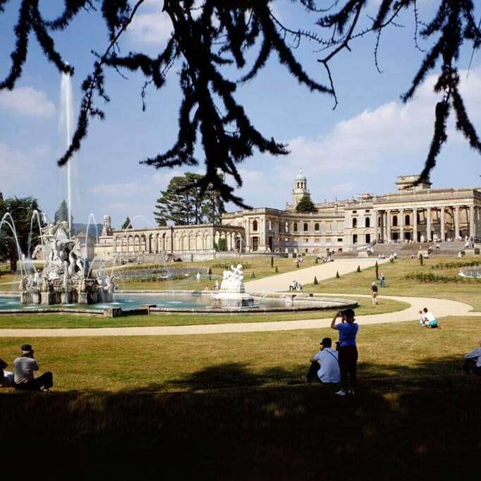 Witley Court, Worcestershire